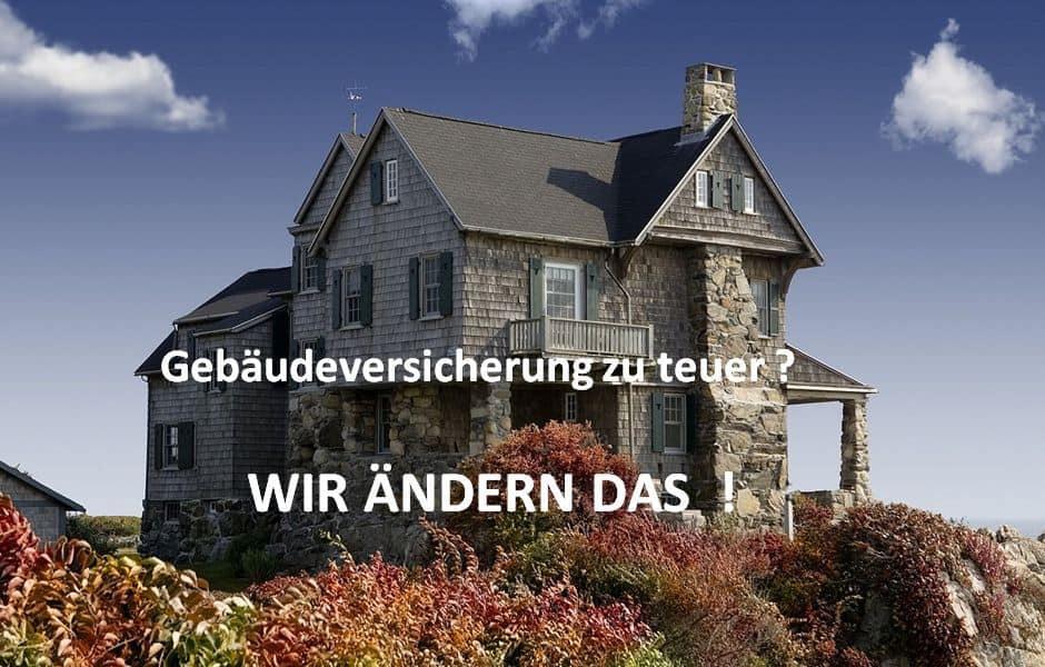 Beiträge für Wohngebäudeversicherungen 2018