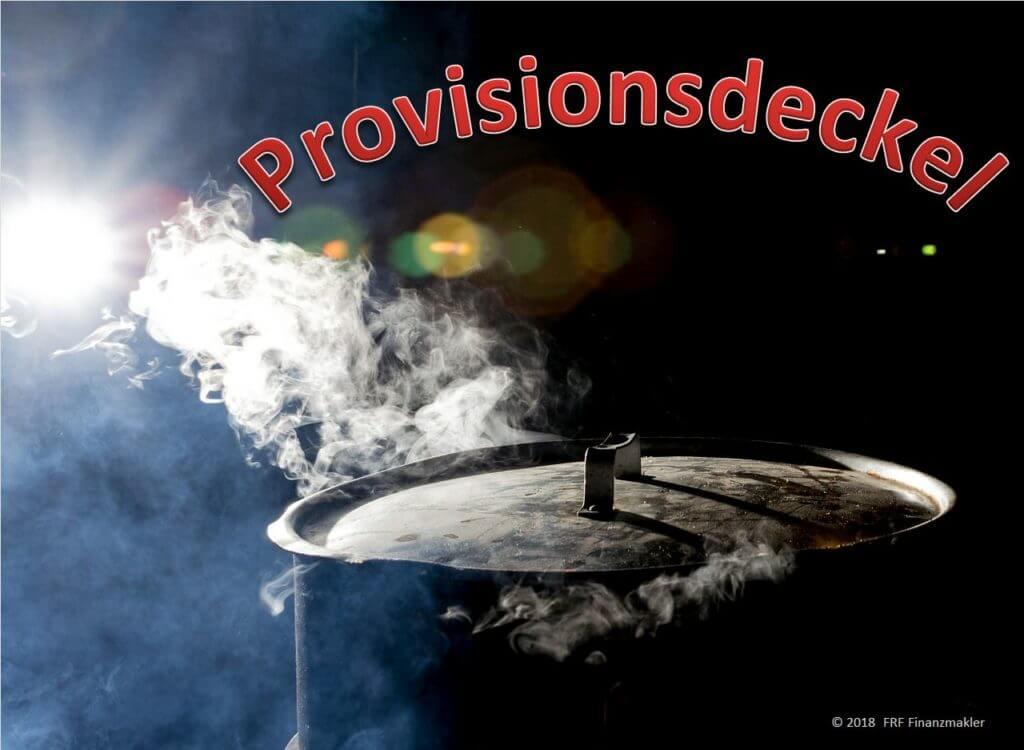 Provisionsdeckel